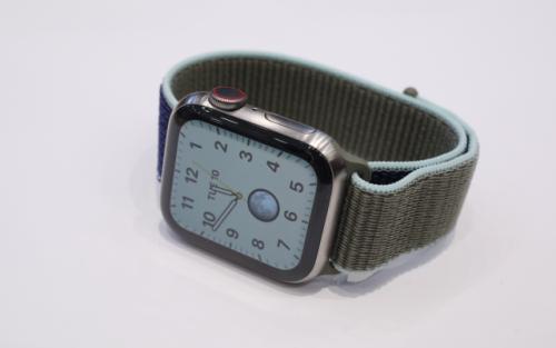 Apple Watch Series 5 hands-on