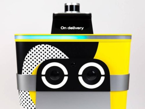 Uber spins out delivery robot startup as Serve Robotics