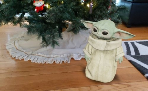 Googling for 'Baby Yoda' will bring him into your living room via augmented reality