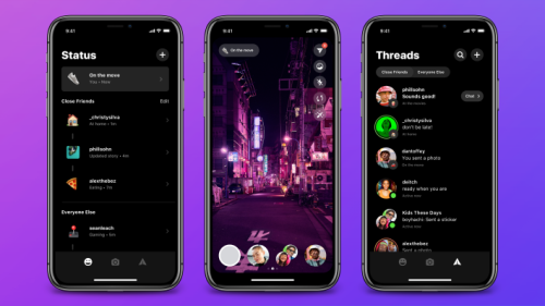 Instagram revamps its mobile messaging app Threads
