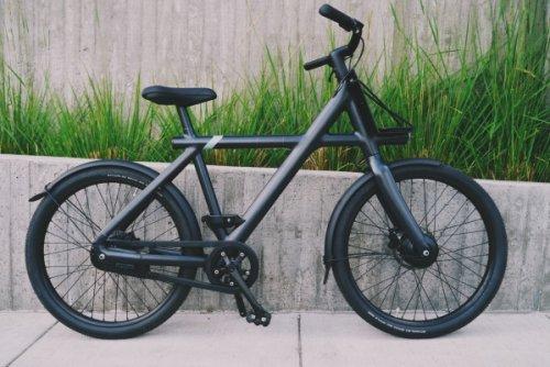 VanMoof raises $128 million to become the world's leading e-bike brand