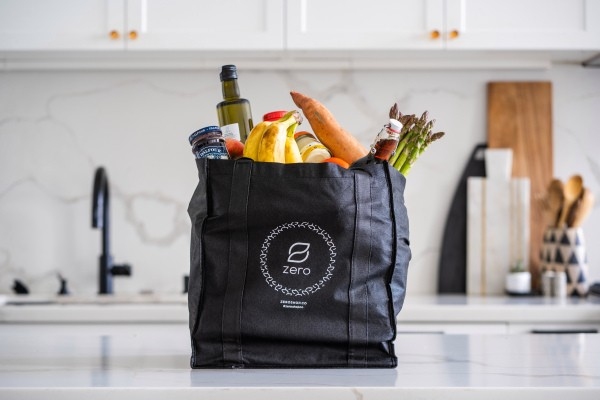 Zero, a plastic-free grocery-delivery startup, to launch in LA