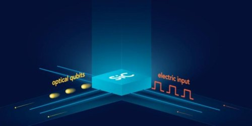 Researchers find a new material for quantum computing