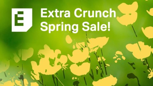 Spring Sale: Save 10% on Extra Crunch membership