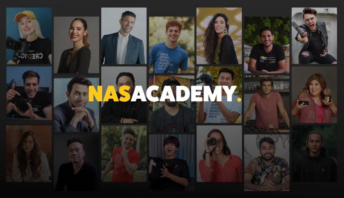 Nas Academy raises $11 million to help creators build their own MasterClass-like courses