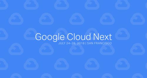 GoogleのCloud Nextカンファレンスがスタート――ライブで中継中