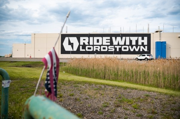"""Lordstown Motors reverses claims about """"binding orders"""" for electric pickup truck"""