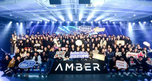Crypto finance startup Amber Group raises $100M at $1B valuation