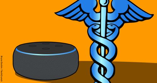 Amazon Alexa launches its first HIPAA-compliant medical skills