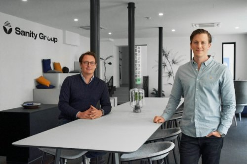 Cannabis and digital health start-up Sanity Group closes $44.2M Series A led by Redalpine