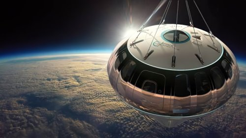 Space Perspective raises $7M for its plan to ferry tourists to the edge of space