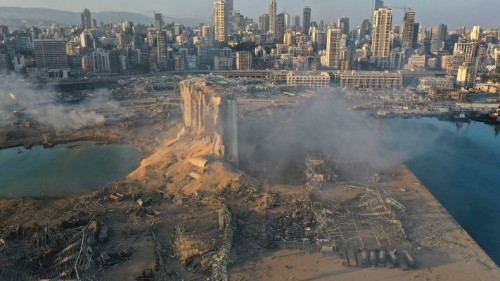 Rolling updates on Beirut, a city and a tech community devastated