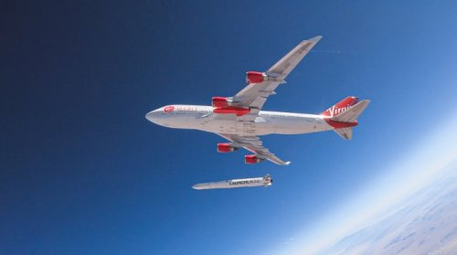 Virgin Orbit's next launch at the end of June will be streamed live on YouTube