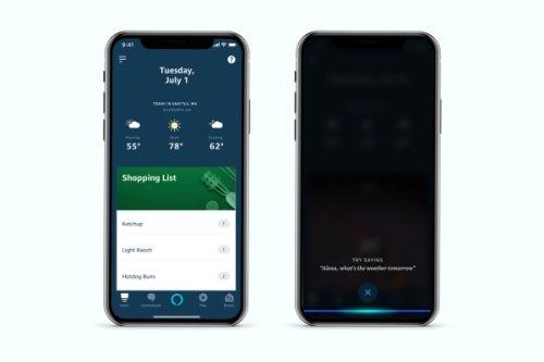 Amazon adds 'hands-free' Alexa to its Alexa mobile app