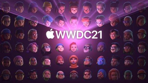 Live from Apple's WWDC 2021 keynote