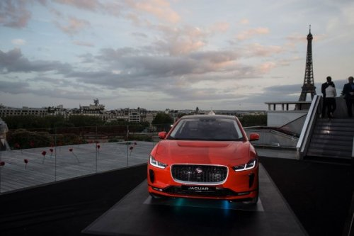 From electric charging to supply chain management, InMotion Ventures preps Jaguar for a sustainable future