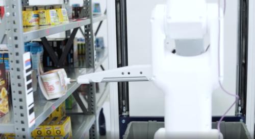 IAM Robotics puts a unique spin on warehouse automation