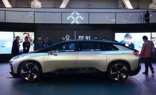 Faraday Future plans to go public through a SPAC deal