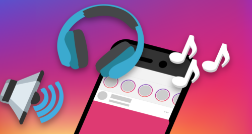 Instagram code reveals upcoming music feature