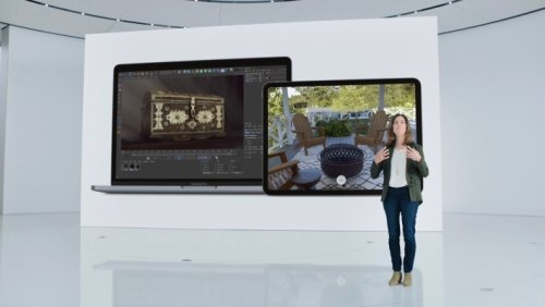 Apple's RealityKit 2 allows developers to create 3D models for AR using iPhone photos