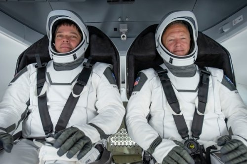 Watch live as SpaceX brings NASA astronauts back from the Space Station aboard Crew Dragon