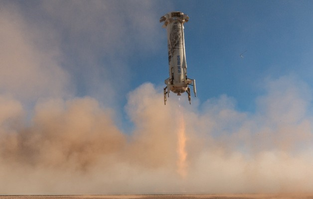 Watch Blue Origin launch its reusable New Shepard rocket live, with a key NASA system test on board