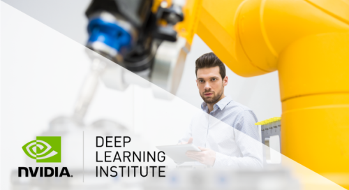 Discover Deep Learning with Nvidia's Robotics Workshop on April 17 at UC Berkeley