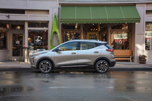 The 2022 Chevrolet Bolt EUV lowers the cost of entry for some of GM's most advanced tech