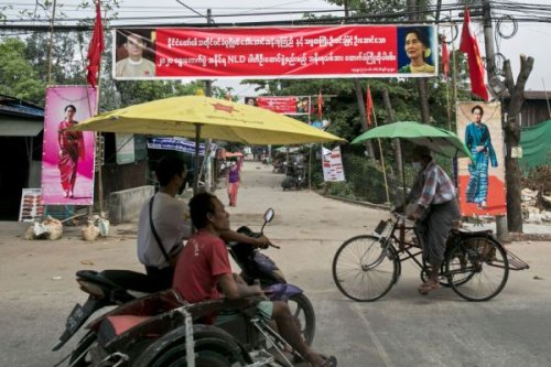 Internet connectivity drops in Myanmar after the military detains Aung San Suu Kyi and other leading politicians