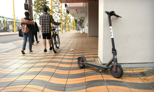 This former Uber (and Lyft) exec just raised $15 million for his controversial e-scooter startup: Bird