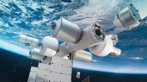 Blue Origin, Boeing and others join Sierra Space to build commercial space station
