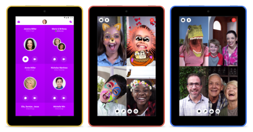 Messenger Kids no longer requires the kids' parents to be friends, too