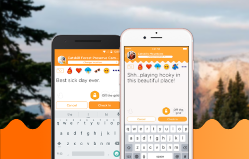 Swarm now lets users check-in without sharing their location