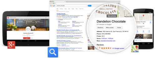 """Google Introduces """"Google My Business,"""" A New One-Stop Shop To Help Business Get Found Online"""