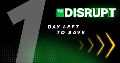 Prices increase today: Last chance to buy a $99 pass to TC Disrupt 2021