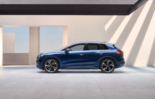 Audi launches its newest EV, the Q4 e-tron SUV