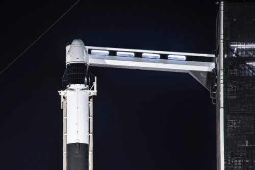 Watch SpaceX launch its new and improved cargo Dragon spacecraft for the first time