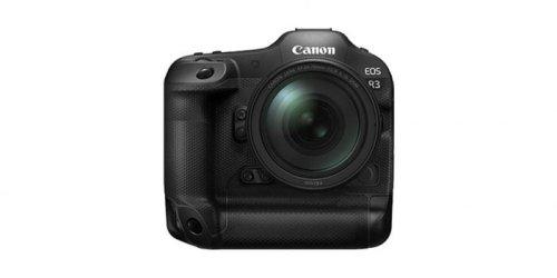 Canon announces flagship EOS R3 camera