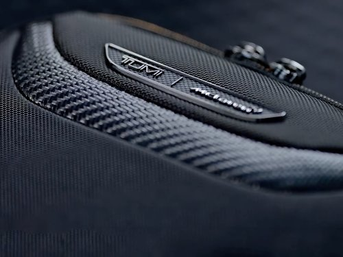 New TUMI & McLaren Premium 9-Piece Luggage Collection is Stunning