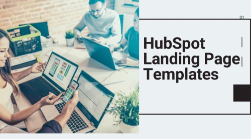 6 Best HubSpot Landing Page Templates to Design Professional Website