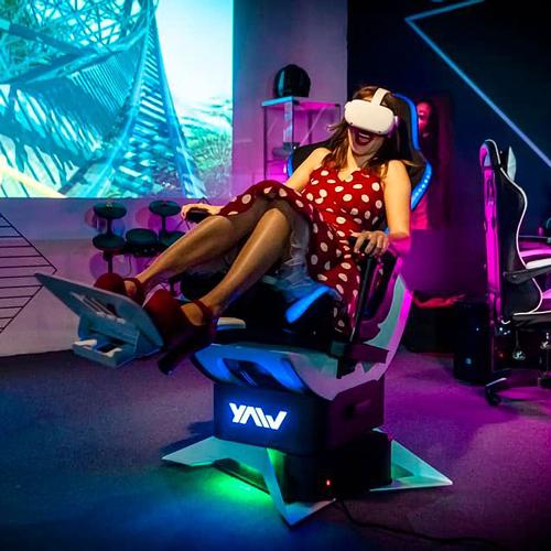 Yaw2 – Motion Simulator Chair