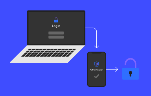 Google Needs No Passwords: Only Enroll All Users to Two-Factor Authentication By Default