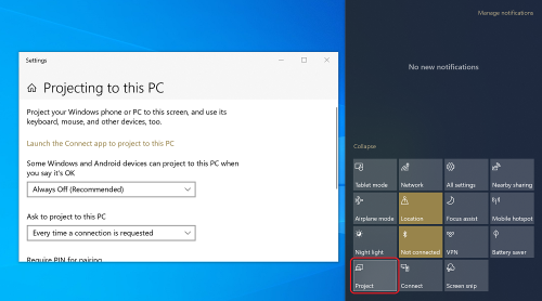 How to Screen Mirror Windows 10 to Smart TV – Windows 10 Cast to TV