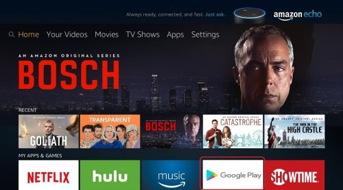 How to Install Google Play Store on Firestick TV - Google Play on Fire TV