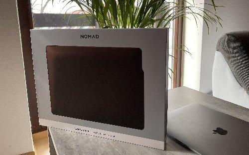 Nomad Leder Sleeve für das MacBook im Test: Horween-Leder-Hülle, die sich sehen lassen kann