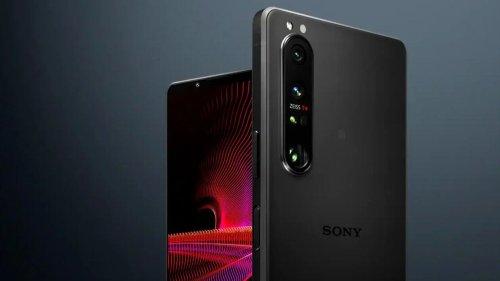Sony Xperia 1 III: 4K 120Hz OLED-Display und variables Teleobjektiv