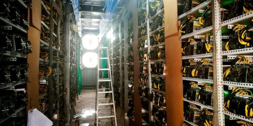 China is cracking down on cryptocurrency, sparking an exodus of miners