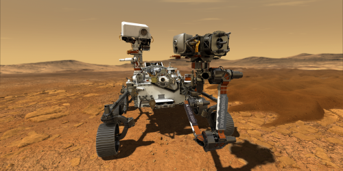 NASA's new Mars rover is bristling with tech made to find signs of alien life
