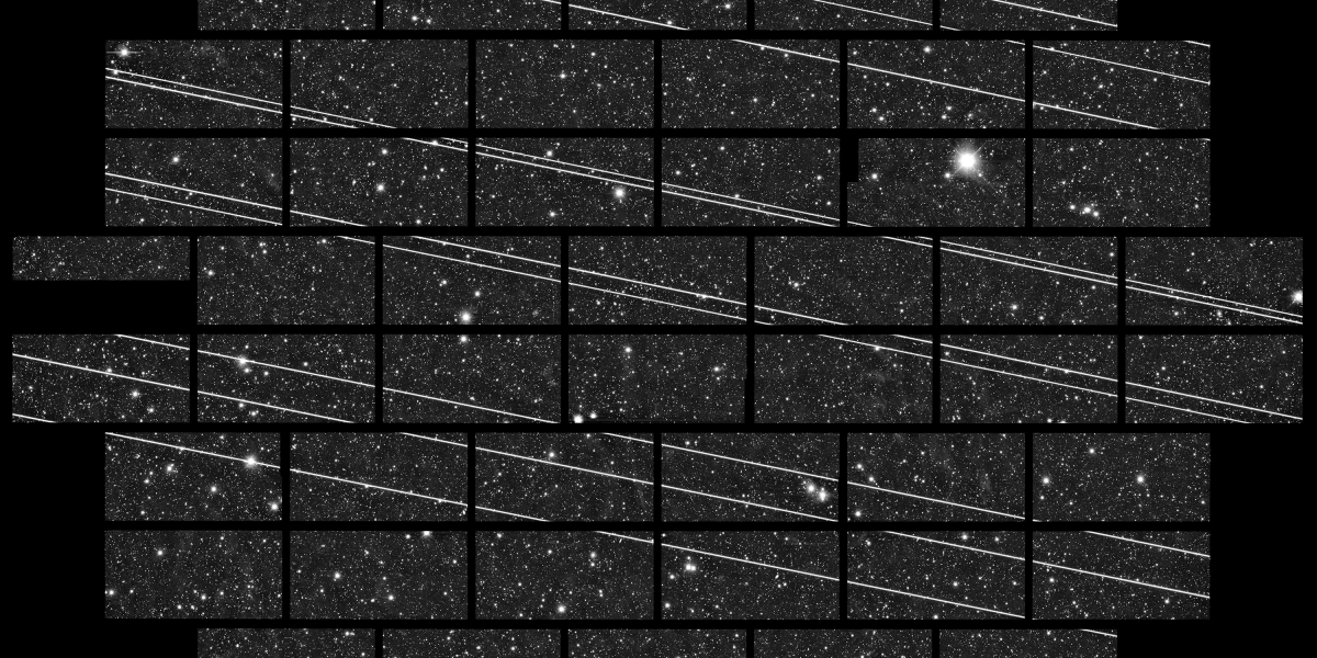 Satellite mega-constellations risk ruining astronomy forever
