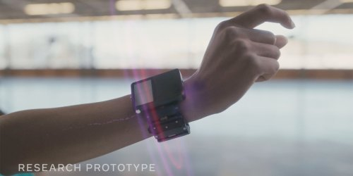Facebook is making an augmented reality wristband that lets you control computers with your brain